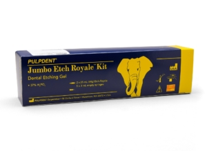 Pulpdent Jumbo Etch Royale Refill