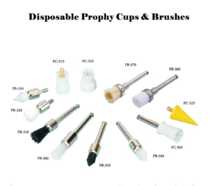 TPC Prophy Brushes