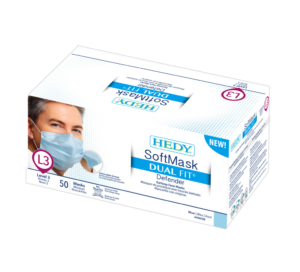 Hedy SoftMask Dual Fit Defender Level 3