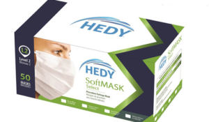Hedy SoftMask Select Level 2 (Moderate) Barrier