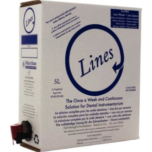 lines 5l bag in box